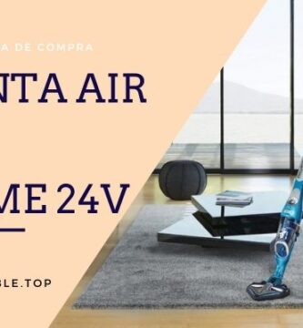 Aspiradora Rowenta Air Force Extreme 24v