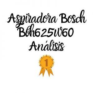 Aspiradora Bosch Bbh625w60