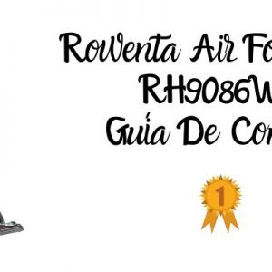 Rowenta Air Force 360 RH9086WO Guía De Compra