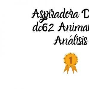 aspiradora dyson dc62 animal pro
