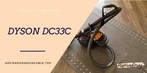 aspiradora sin cable dyson dc33c