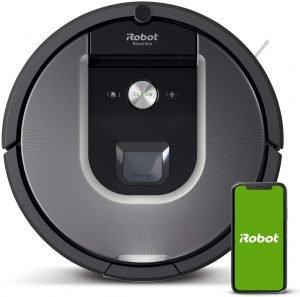 robot aspirador mascota roomba 960
